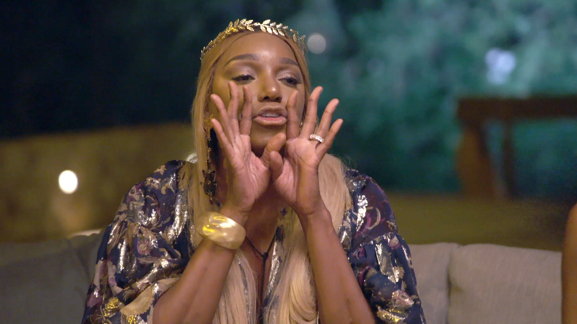 "Nene Leakes Tells Kenya Moore: ""You're Tired and Your Cat is Dry"""