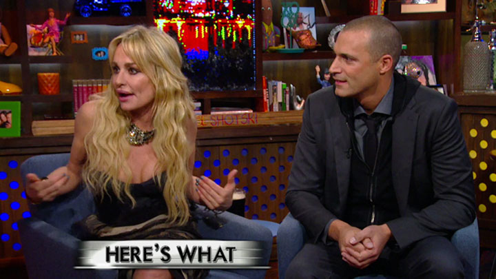 "Taylor Armstrong: ""Adrienne Is a Liar"""