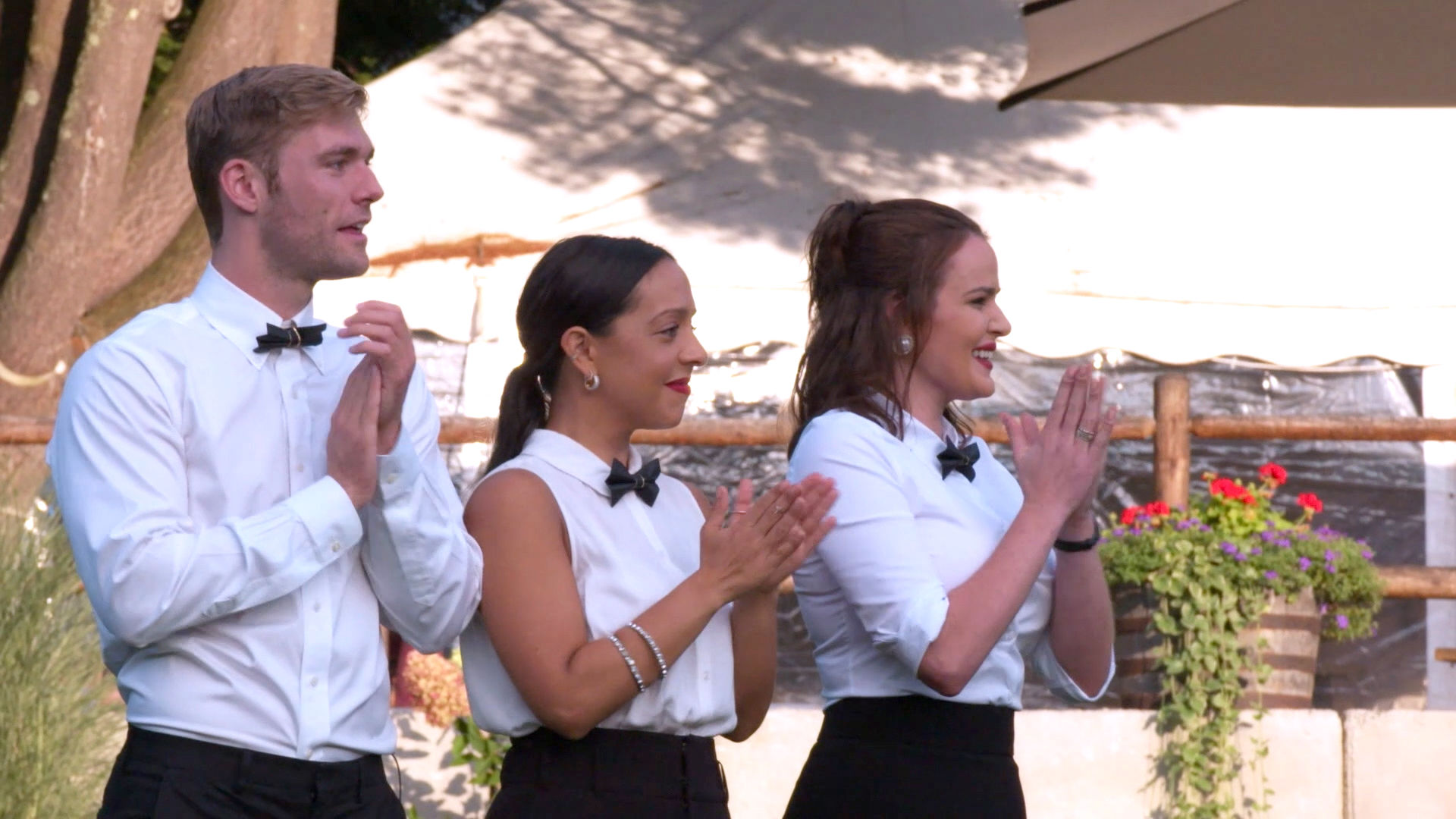 It's All Hands on Deck for This Camp Getaway Wedding!