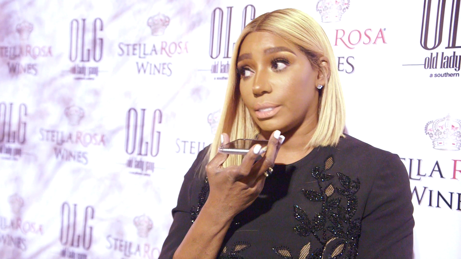 Nene Leakes Gets the Truth from Eva Marcille Off Camera