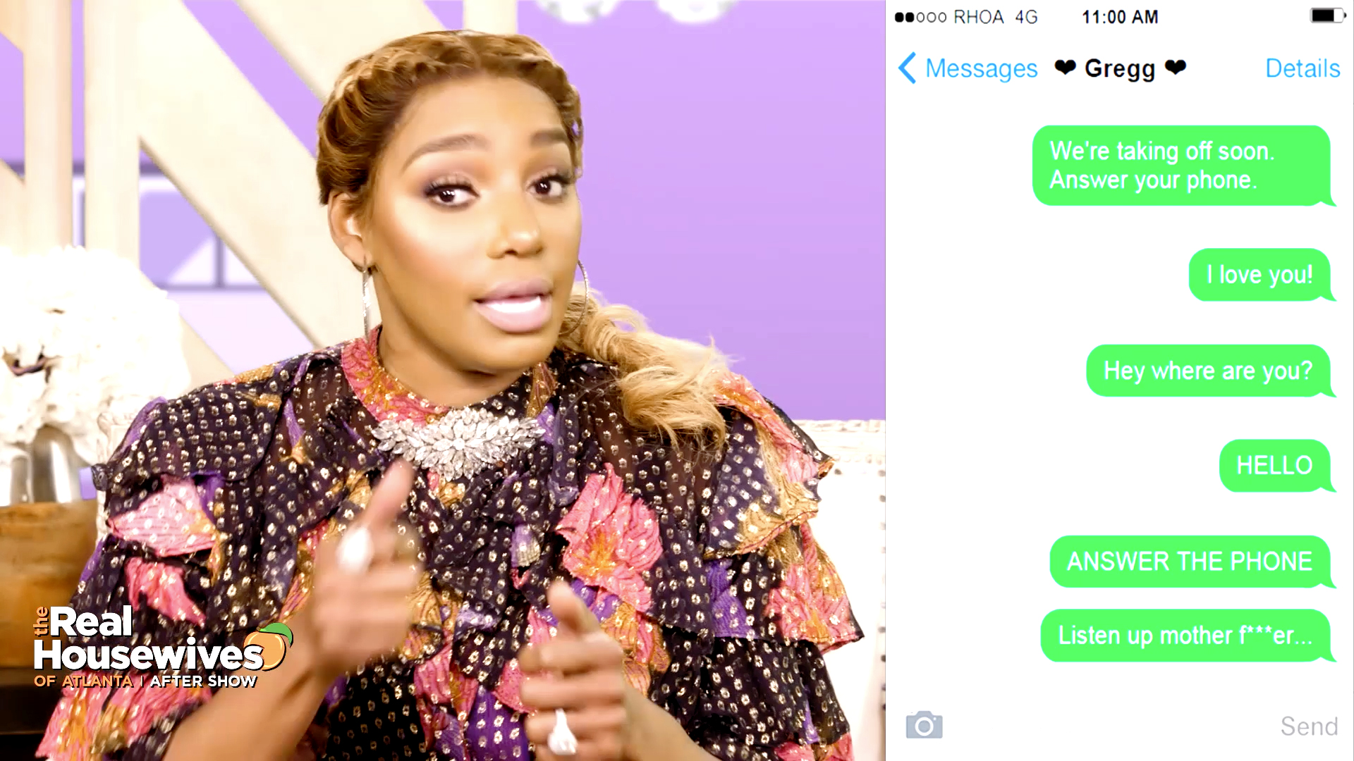Nene Leakes Reveals the Real Reason She Missed the Bus in Tokyo