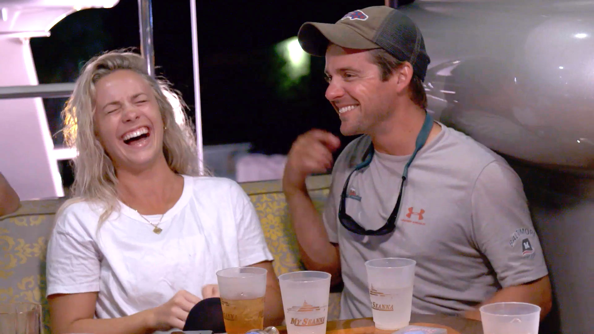 The Below Deck Crew Play Drunk Truth Or Dare