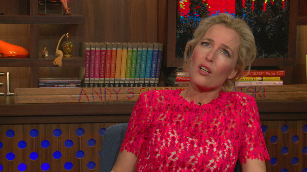 After Show: Gillian's Favorite 'X-Files' Episode