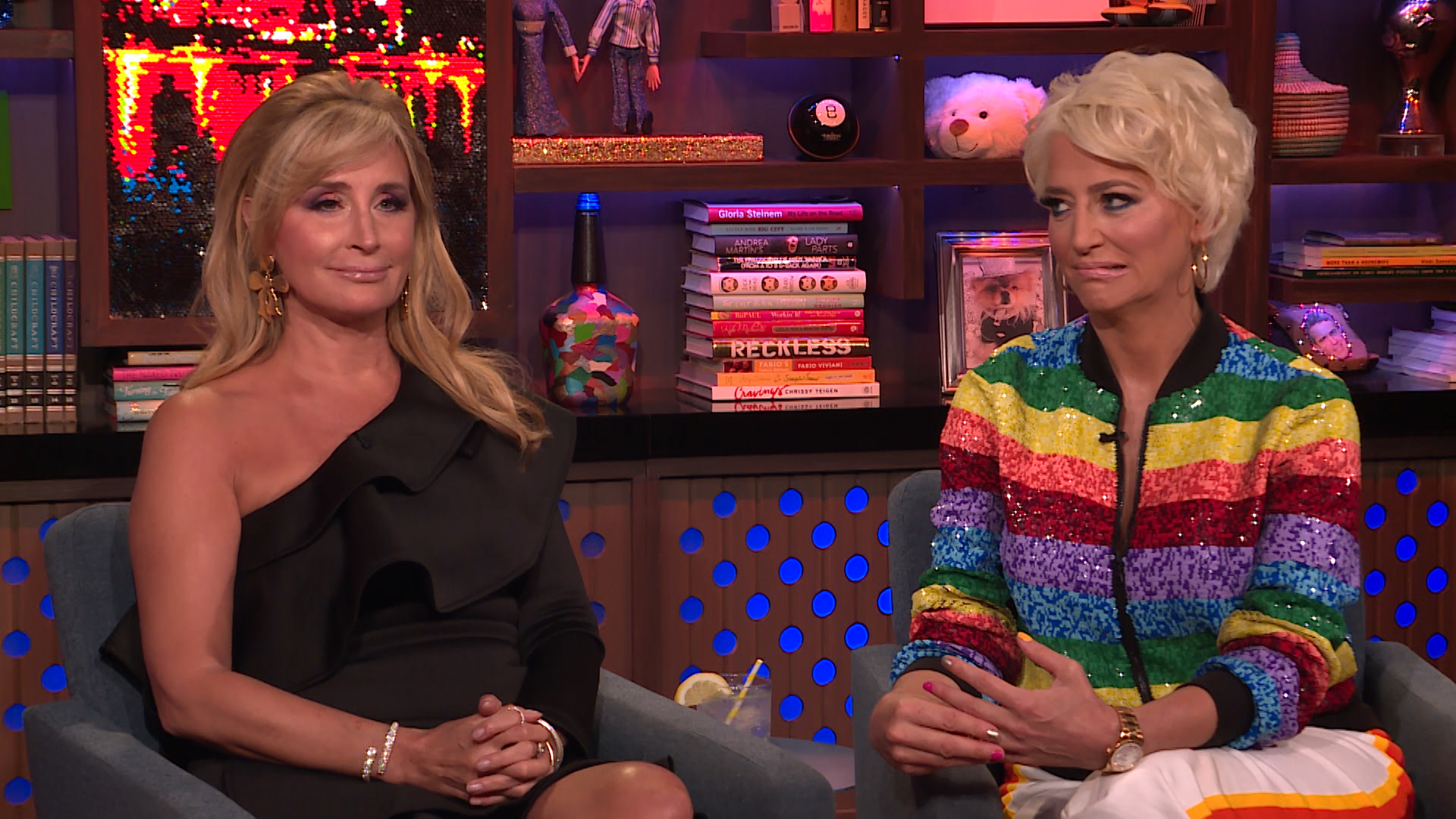 Dorinda Medley & Sonja Morgan on Luann de Lesseps' Probation