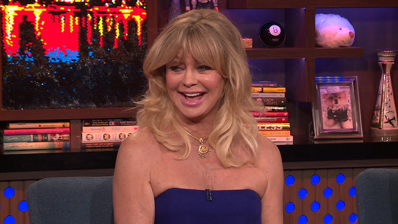 Why was Goldie Hawn Intimidated by Warren Beatty?