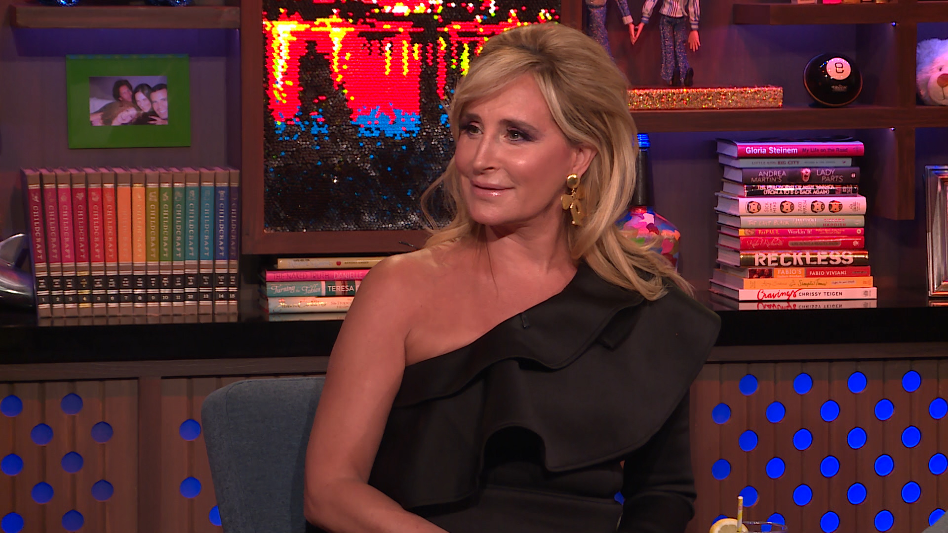 Sonja Morgan's Drunken Night in Miami