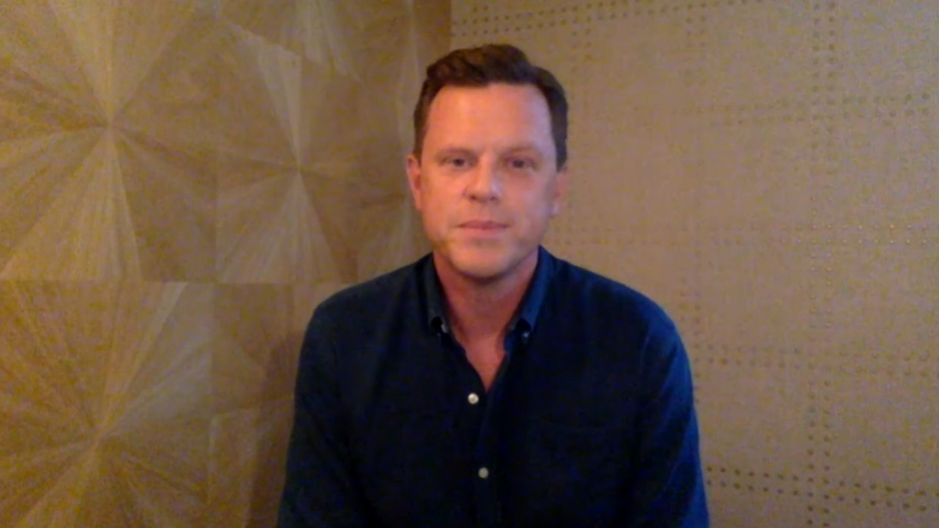 Willie Geist on Covering the Election: It'll Be Weird