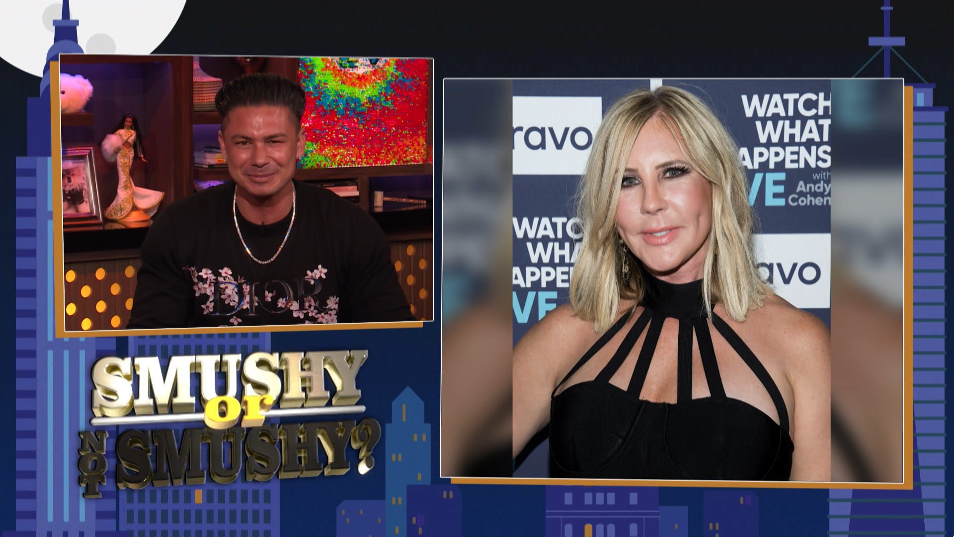 Which of the Real Housewives Would Pauly D Smush?