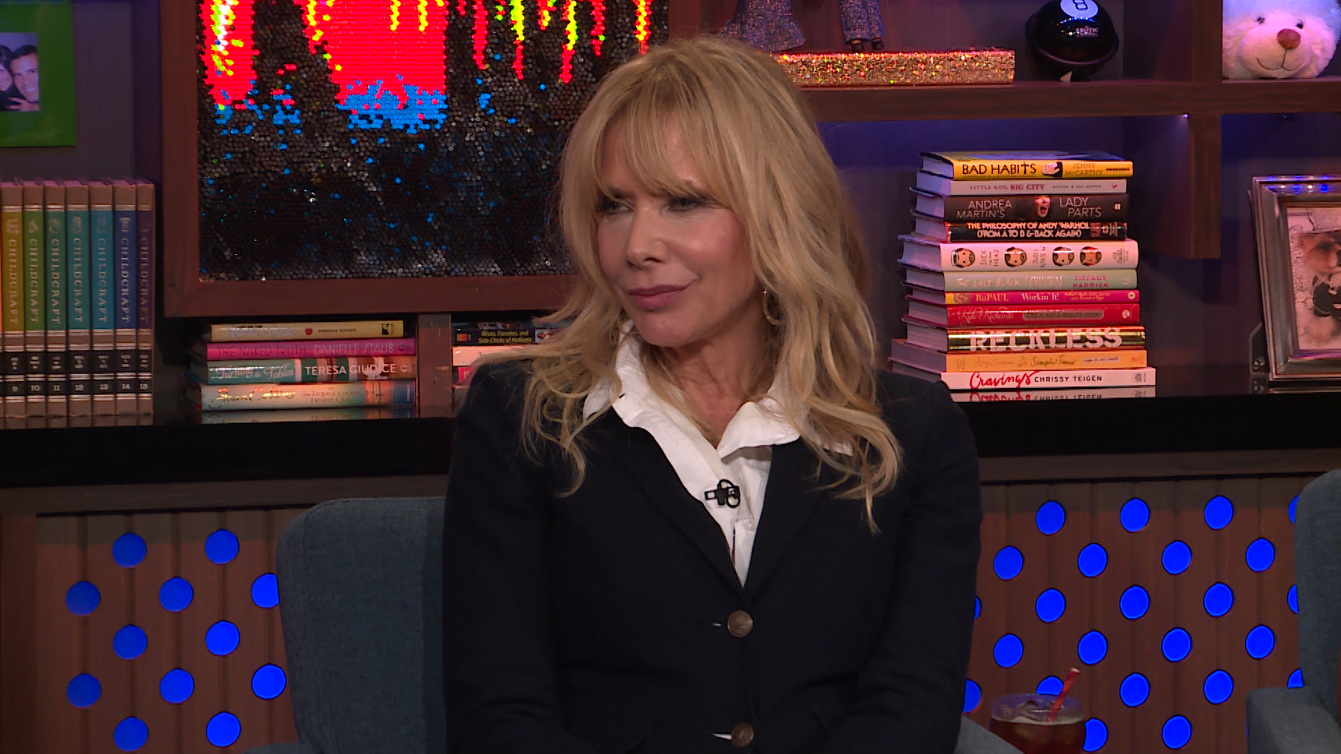 Rosanna Arquette Dishes on Madonna