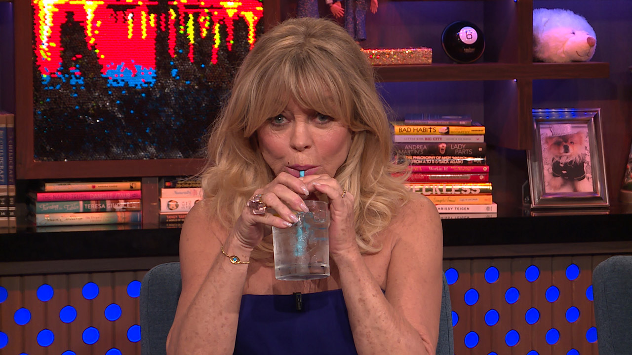 Goldie Hawn on Kate Hudson & Nick Jonas' Romance