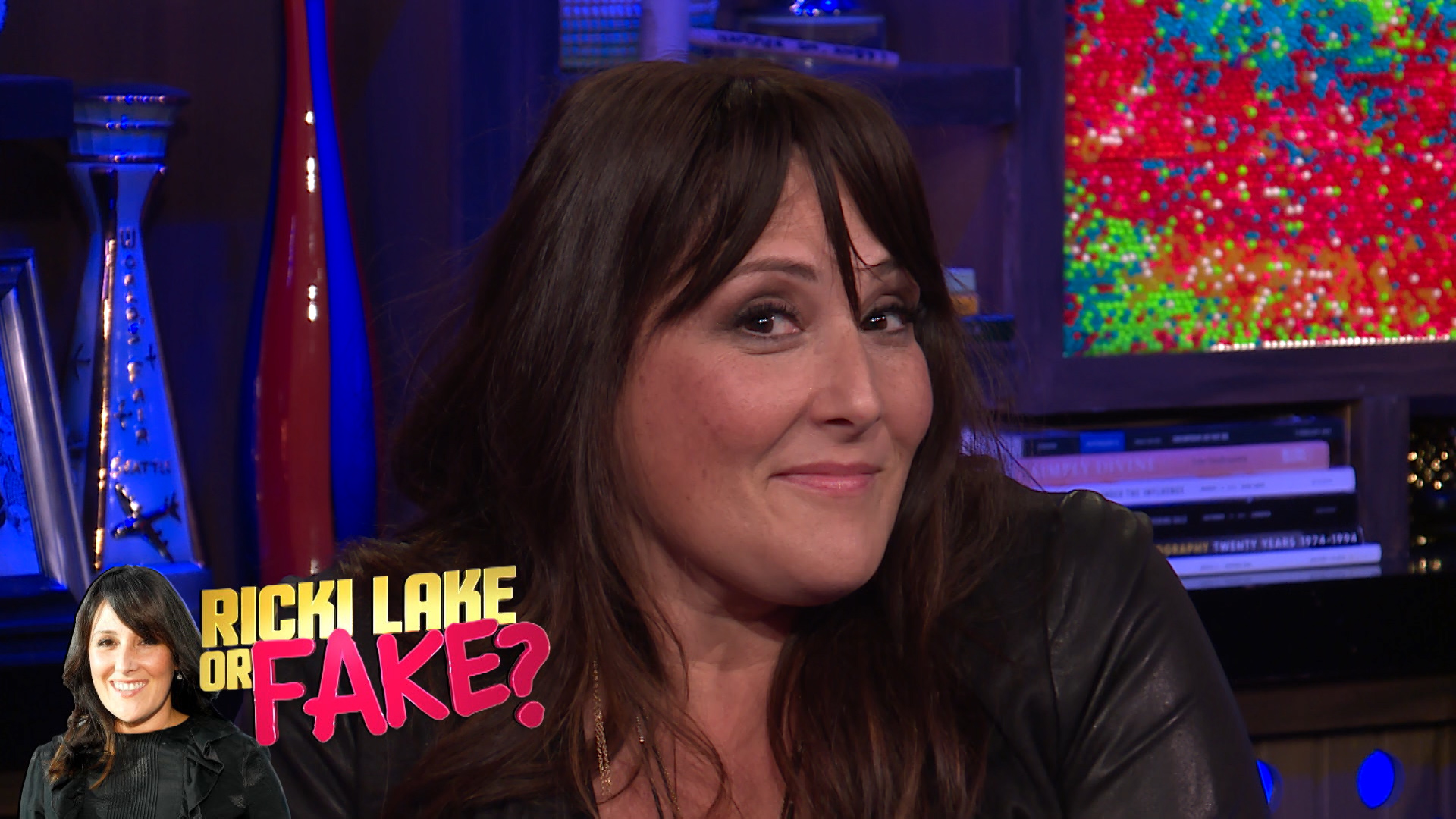 How Many Times has Ricki Lake had Ayahuasca?