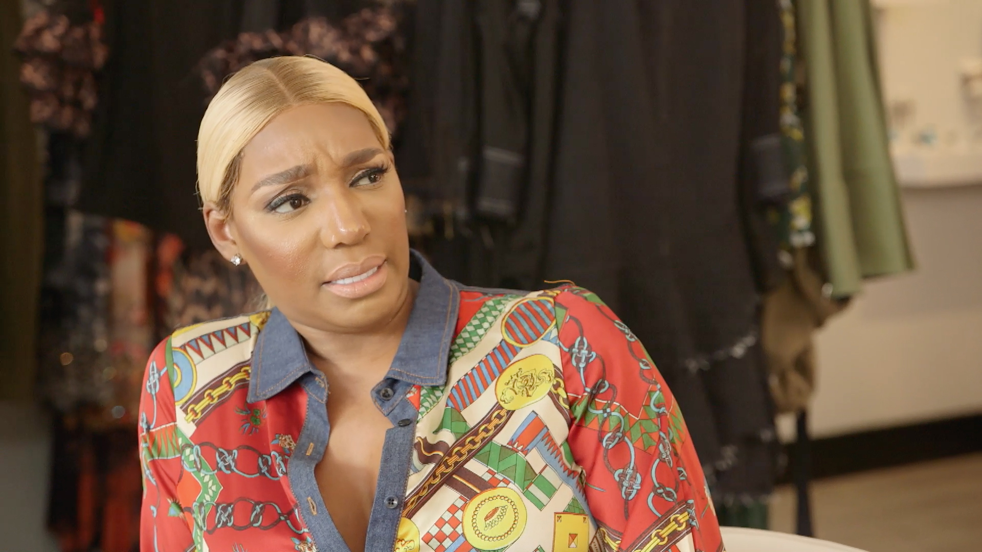 "Nene Leakes Feels ""Something is Off"" with Eva Marcille"
