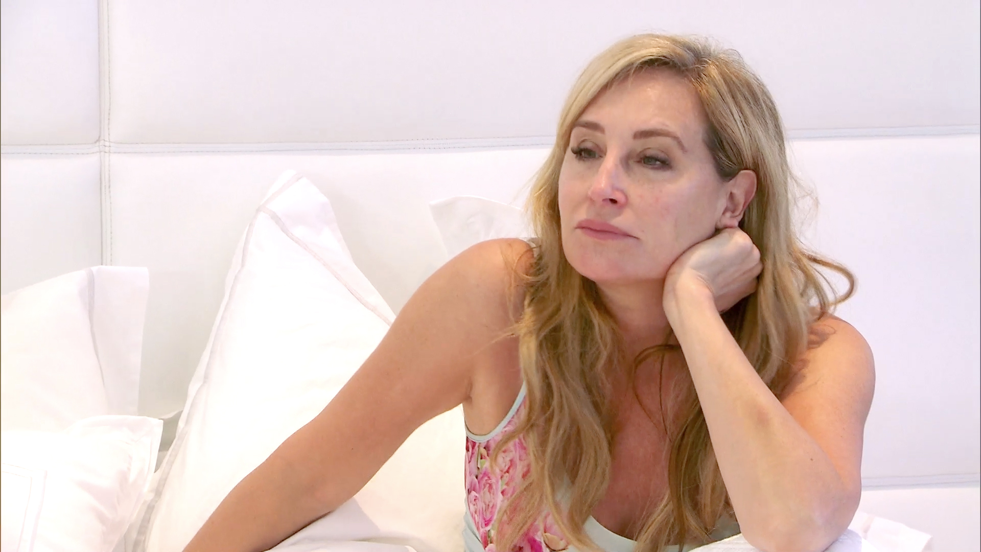 Bethenny Frankel Confronts Sonja Morgan About Her Drinking