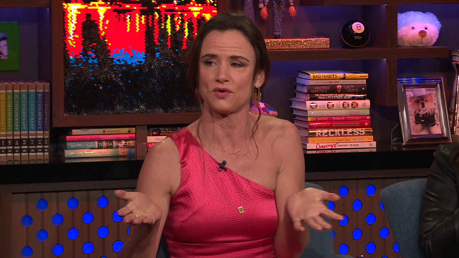 After Show: Juliette Lewis Praises Robert De Niro