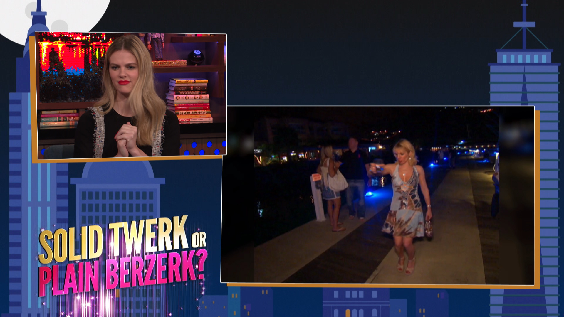 Brooklyn Decker Rates the Housewives' Dance Moves