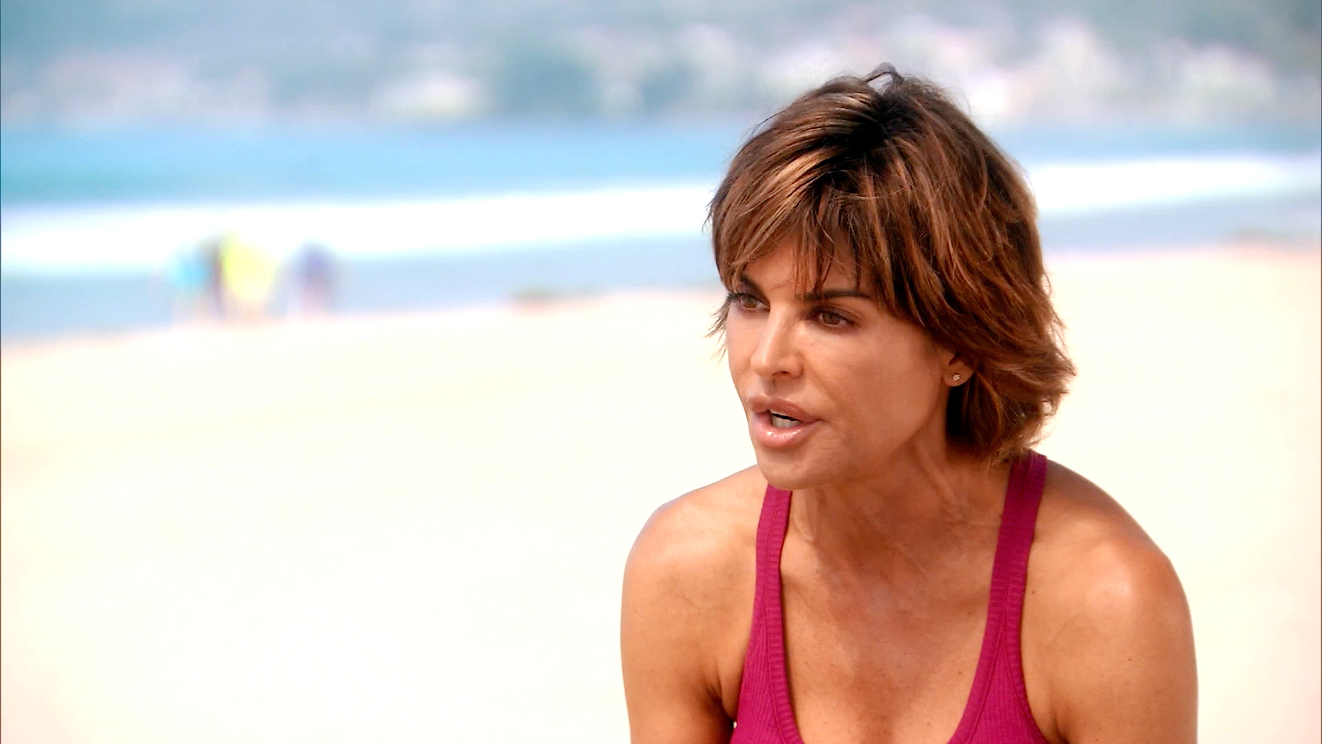 Lisa Rinna Reveals a Shocking Fact