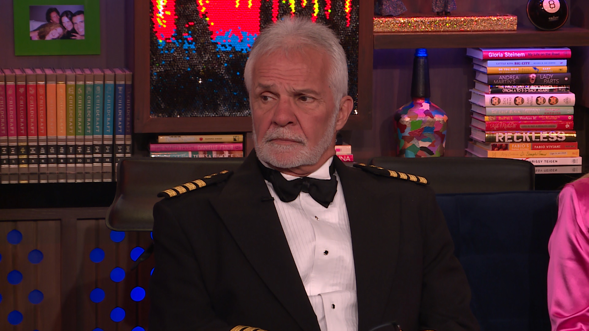 Captain Lee on Ashton Pienaar's Outburst