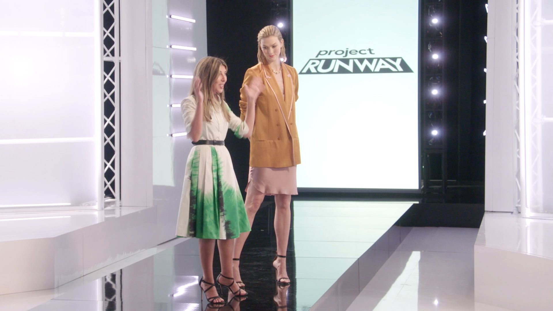 Project Runway Heads Back to the '60s
