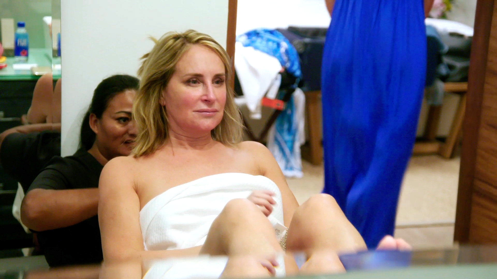 What Is Sonja Morgan Drinking?
