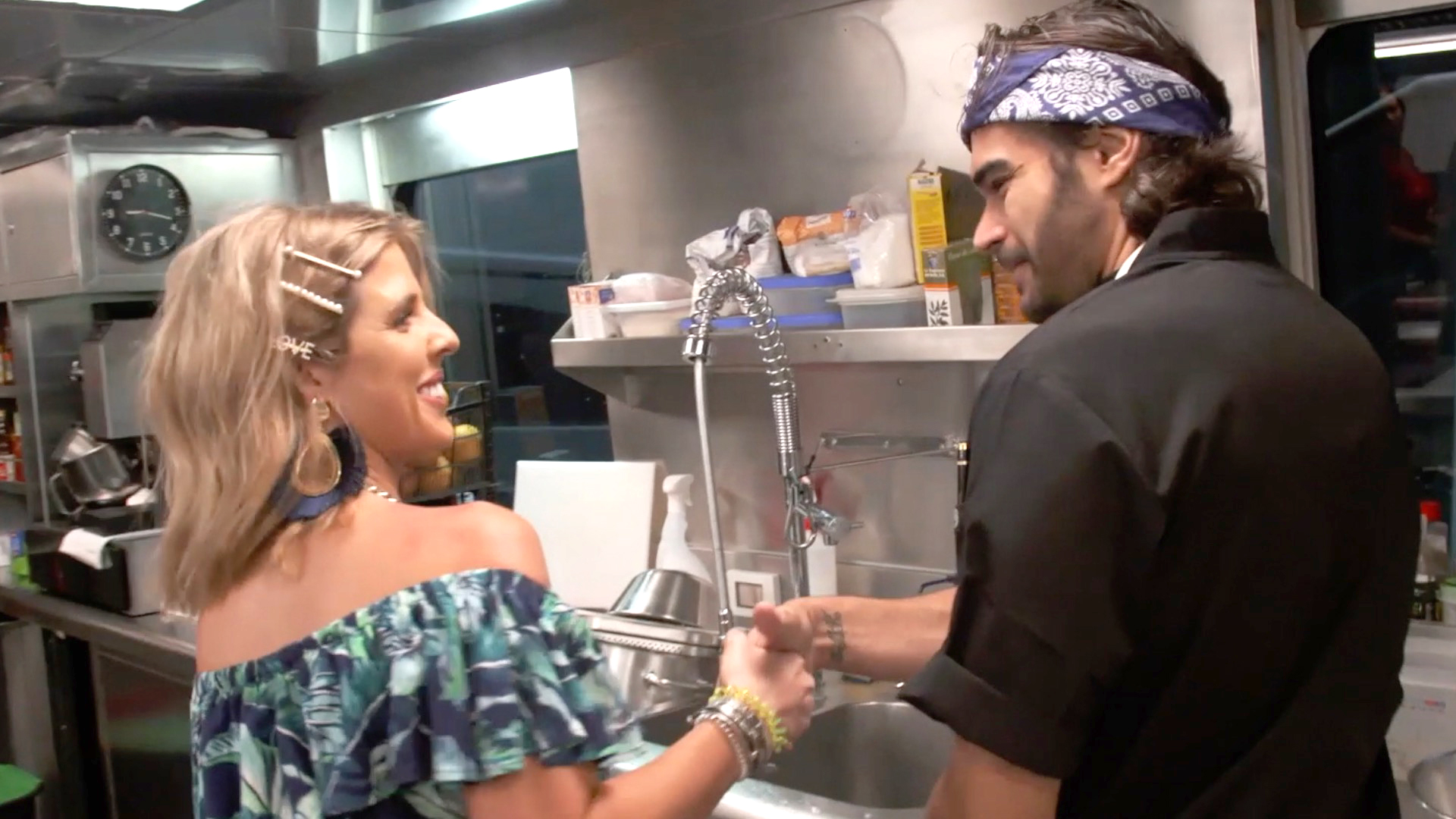 "Christine ""Bugsy"" Drake Returns to Below Deck Mediterranean!"