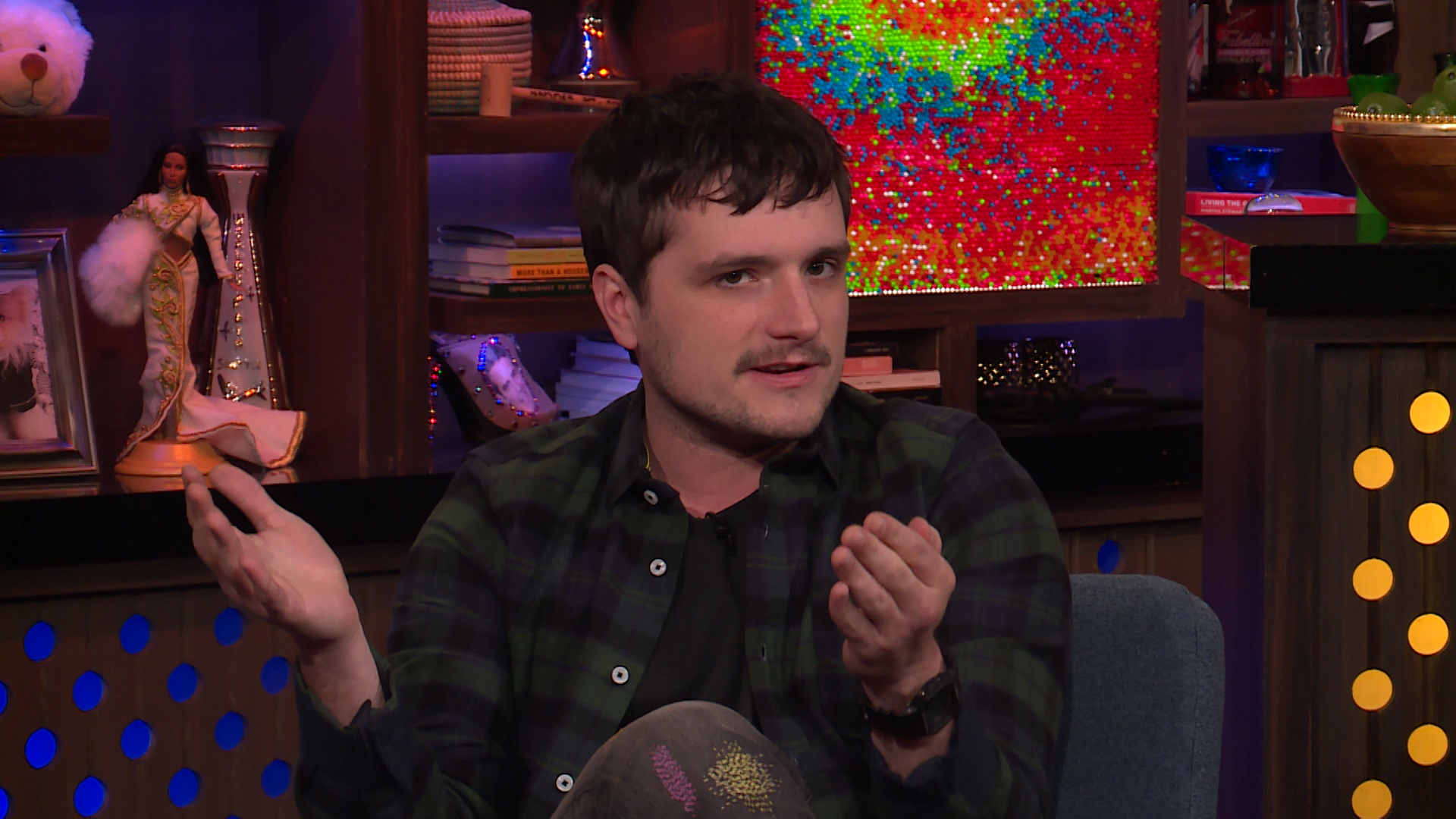 Josh Hutcherson Names the Biggest Misconception about James Franco
