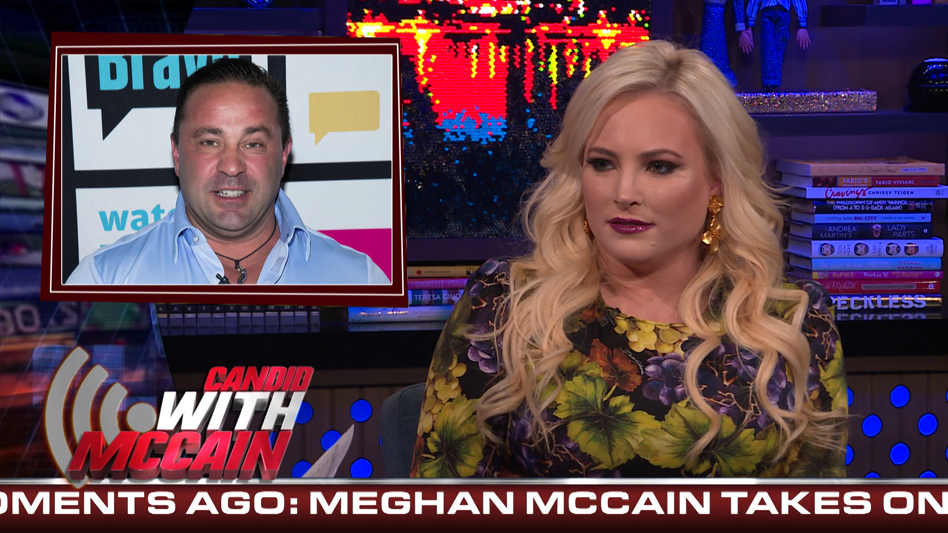 Meghan McCain on Joe Giudice's Sentence