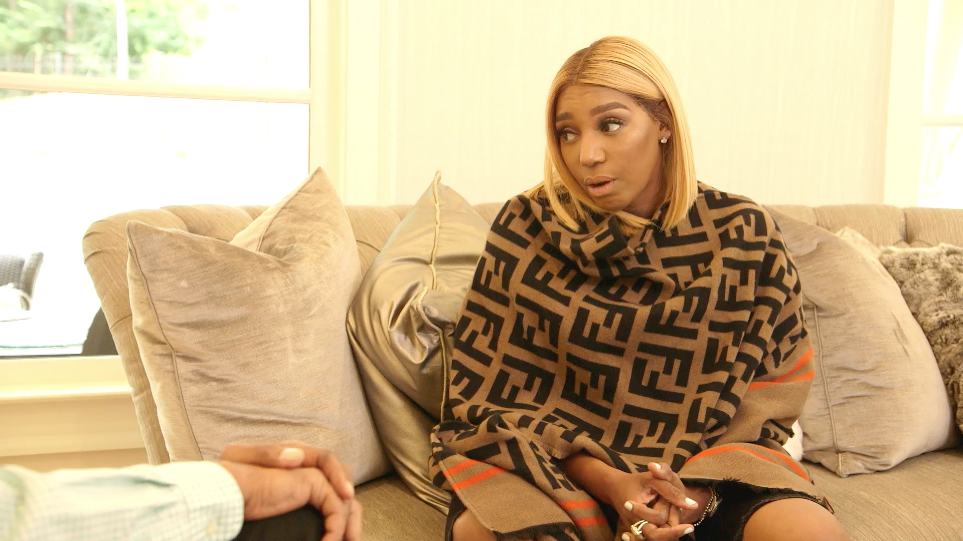 "Nene Leakes Felt Like She Wanted to ""Break Up"" with Gregg"