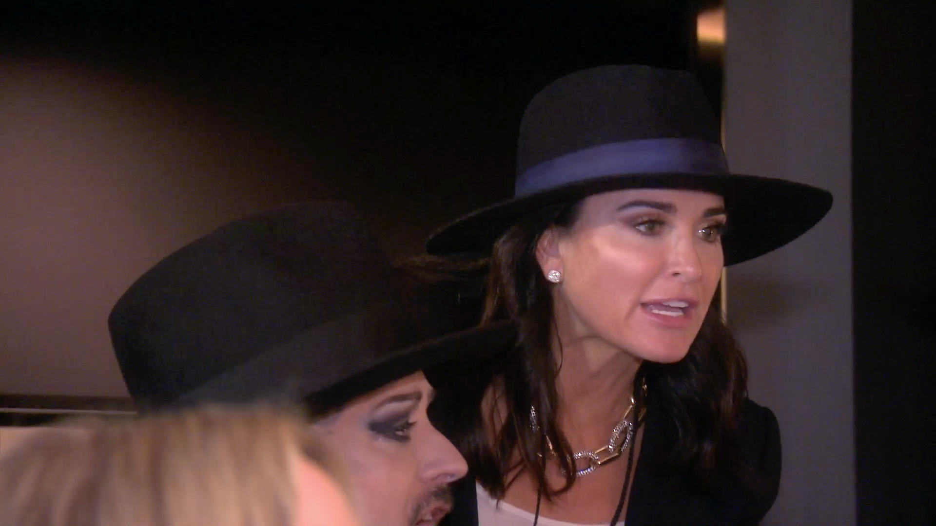 Is PK's Comment Toward Kyle Richards a Joke or a Jab?