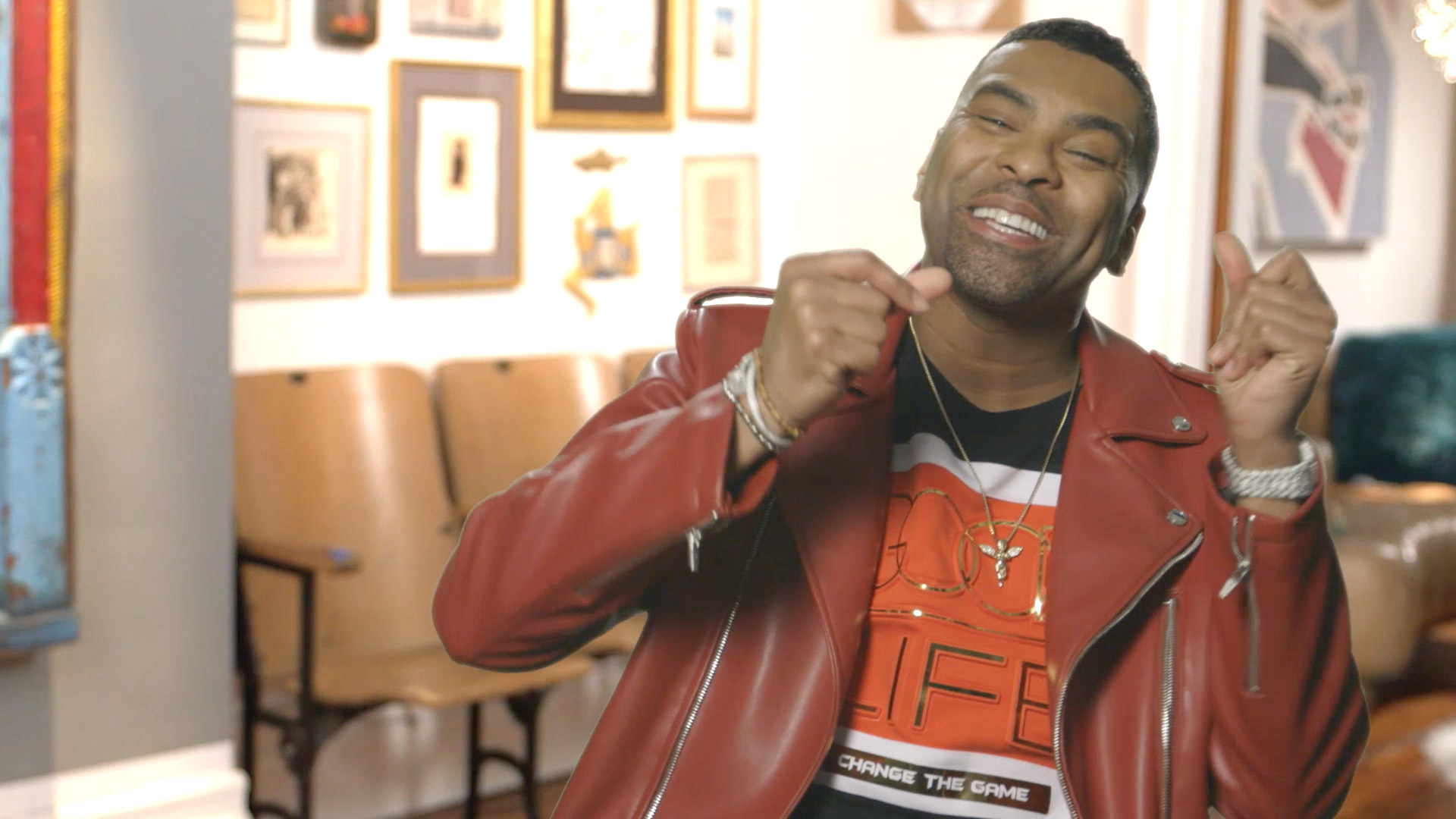 JD Lawrence and Ginuwine Have Worked With a Lot of Big Names