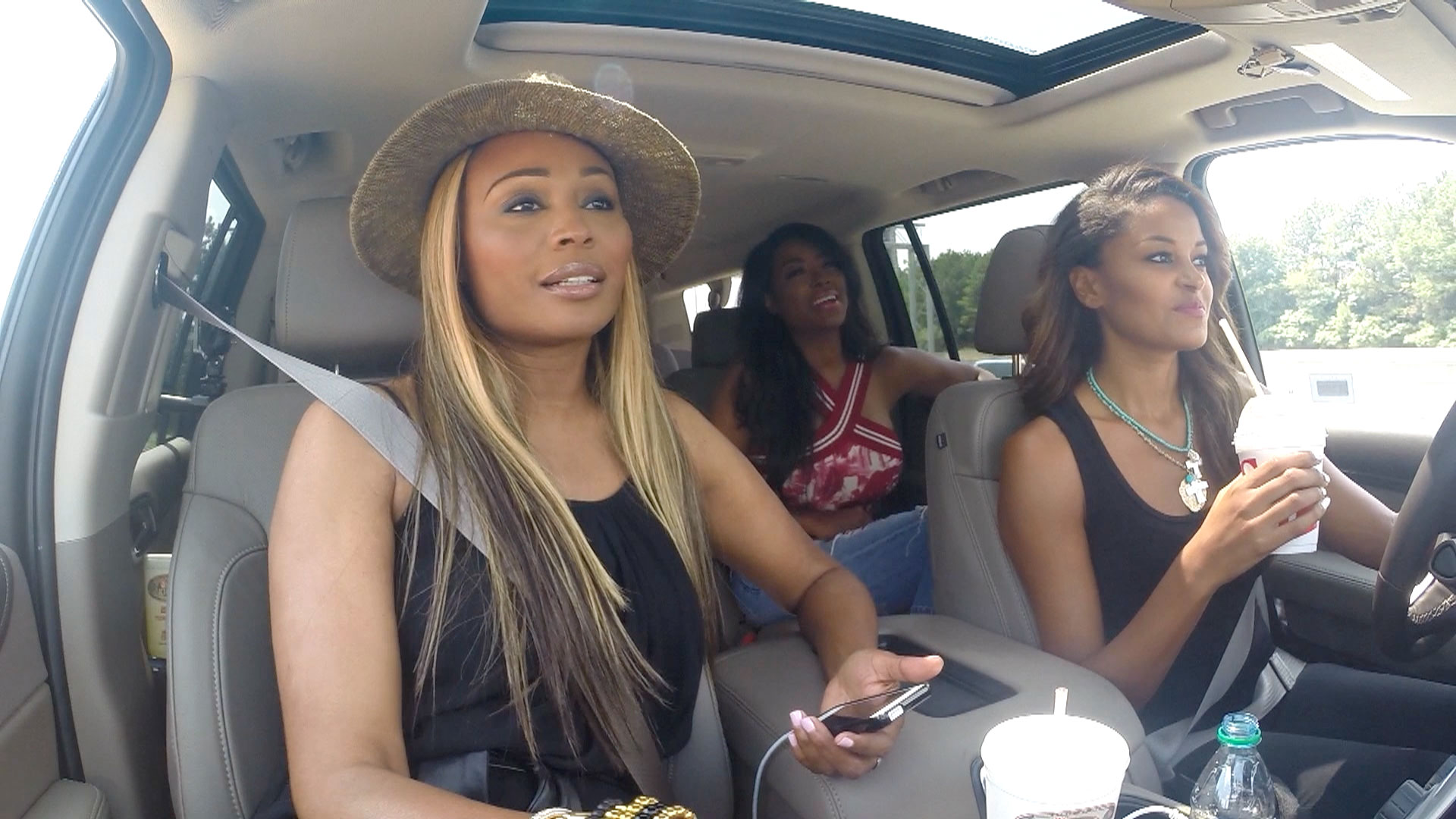 Extended Scene: The #RHOA Road Trip