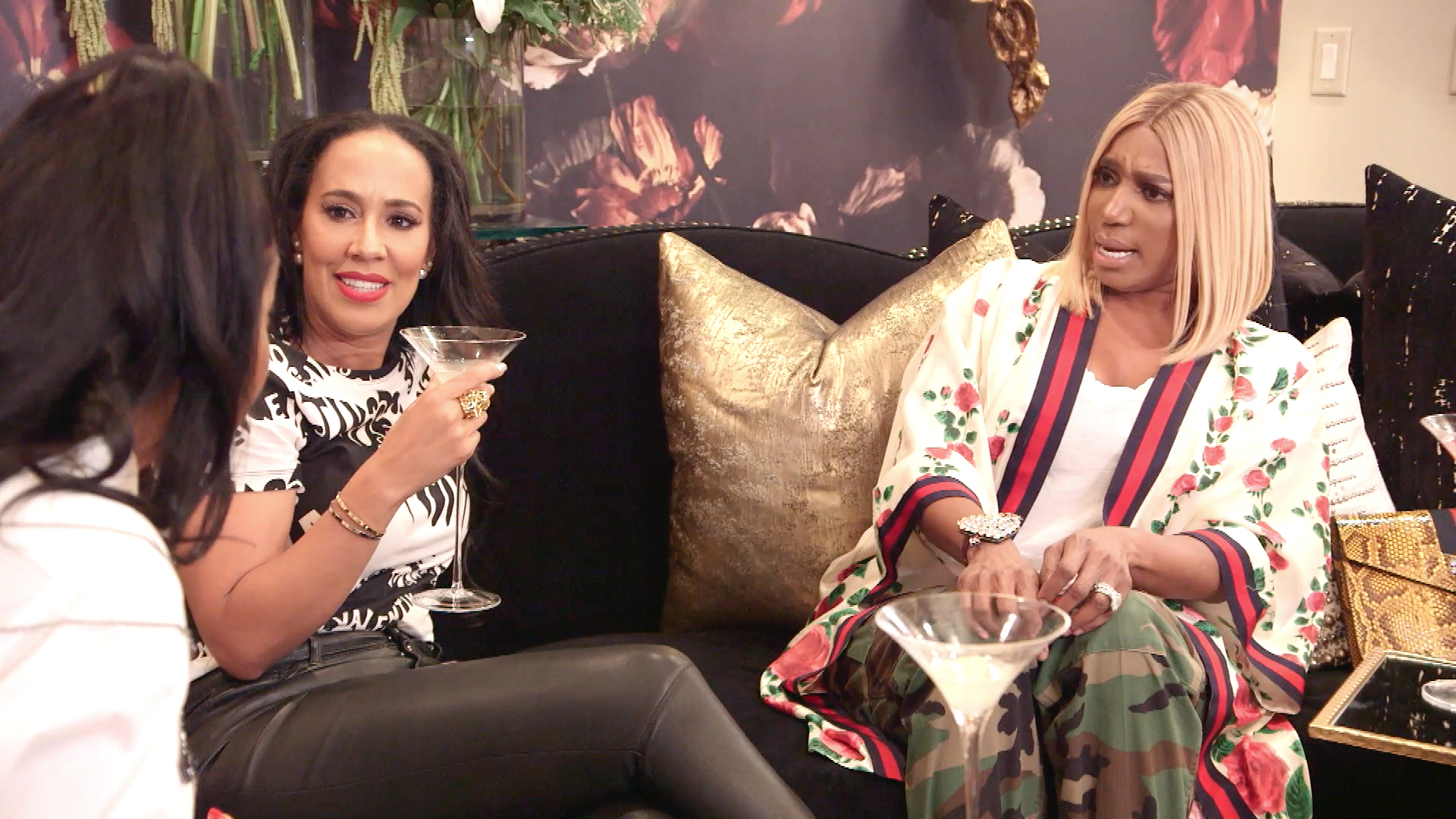 "Marlo Hampton Claims Eva Marcille Has Been Having ""Financial Hardships"""
