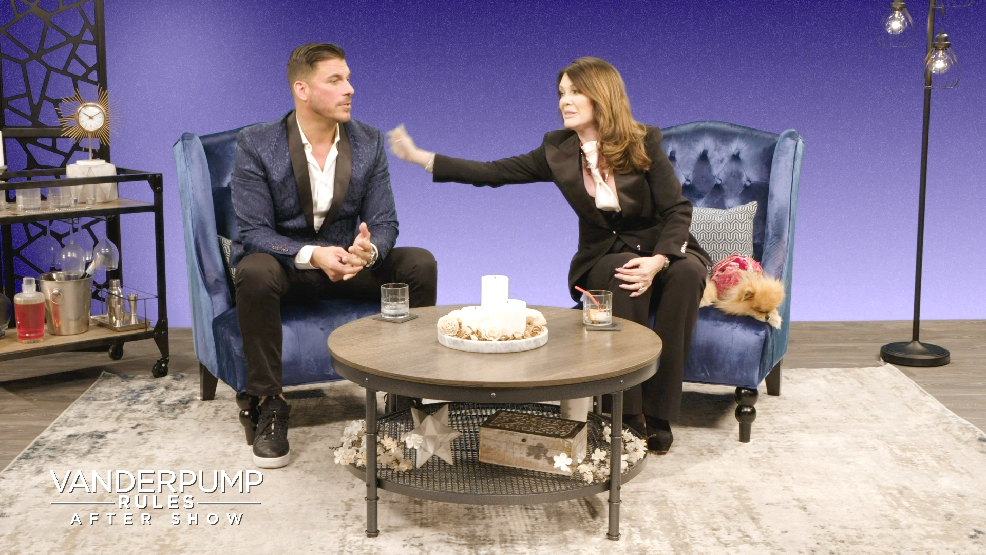 Jax Taylor Brags About His Personal Growth, But Lisa Vanderpump Has a Different Point of View