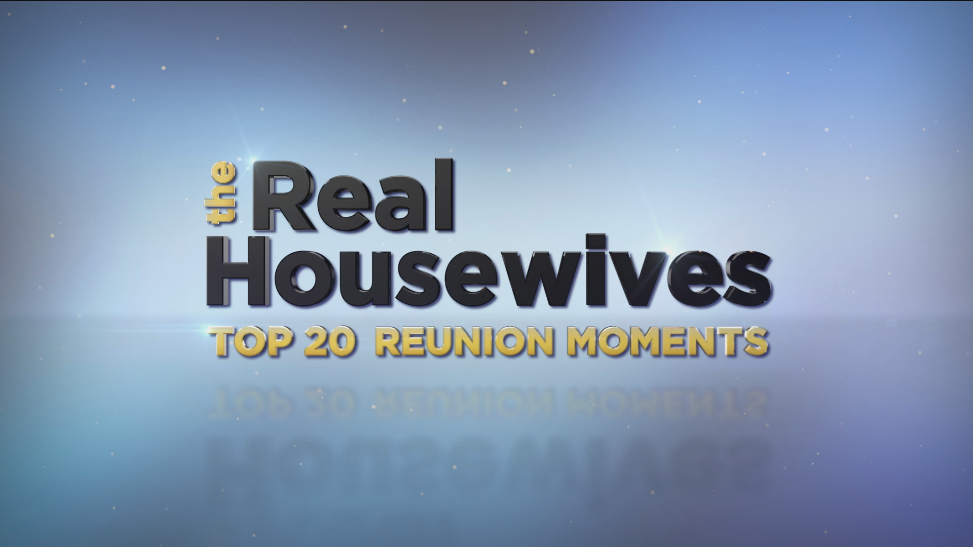 The Top 20 Reunion Moments