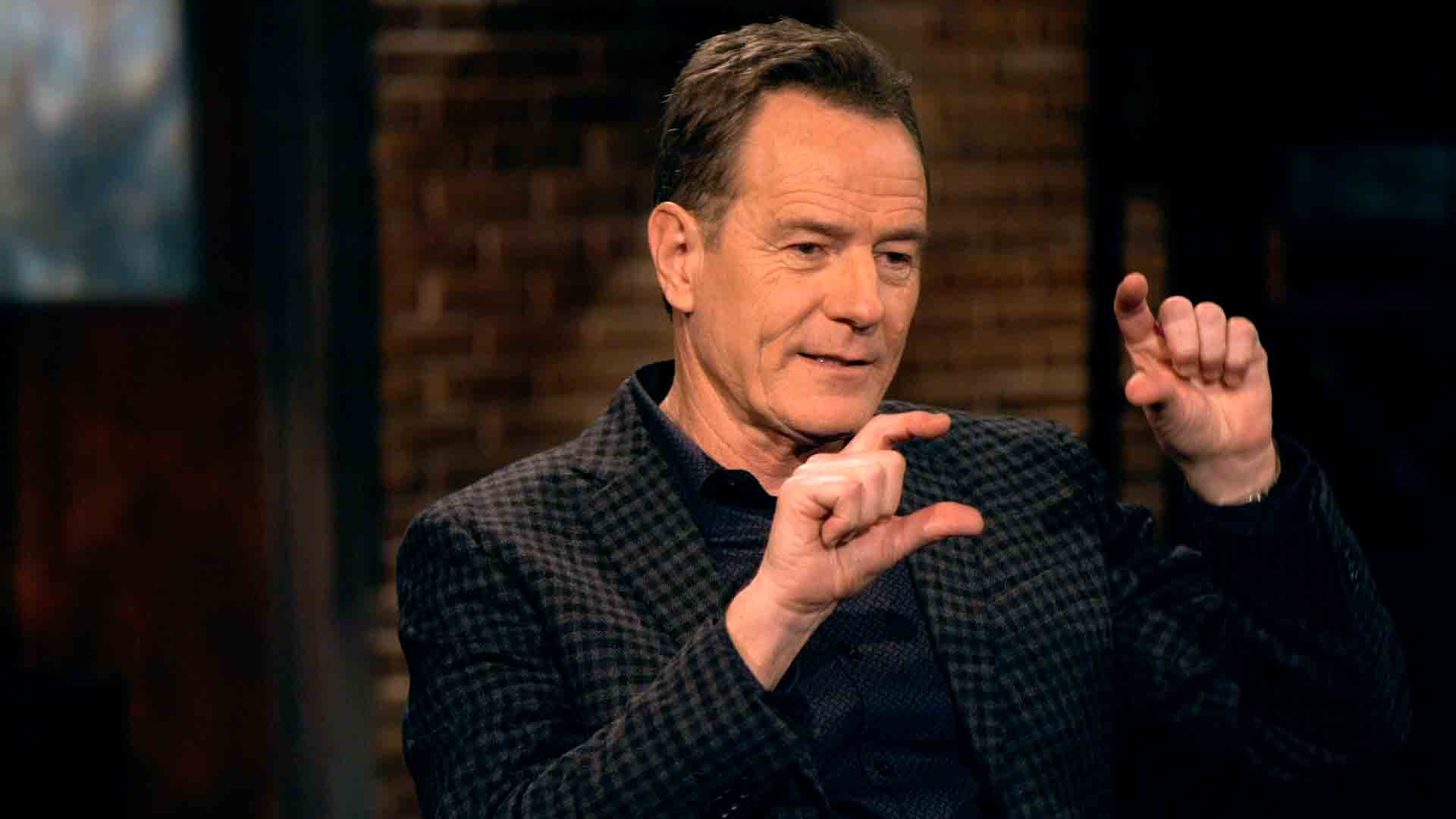 Find Out How Bryan Cranston Got His 'Breaking Bad' Tattoo