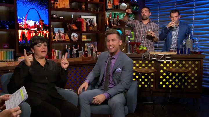 After Show: Smelling Lance Bass