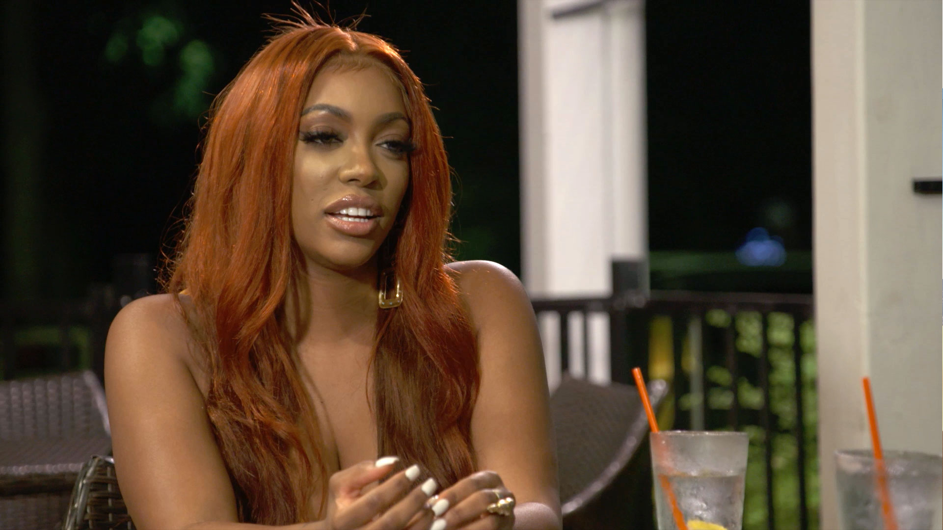 Is Porsha Williams Okay With Dennis McKinley Attending Cynthia Bailey's Wedding?