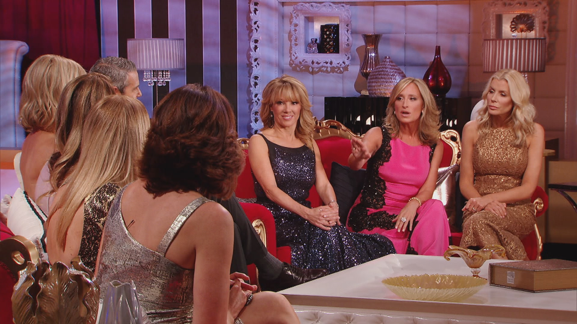 Where Does Sonja Morgan's Money Come From?