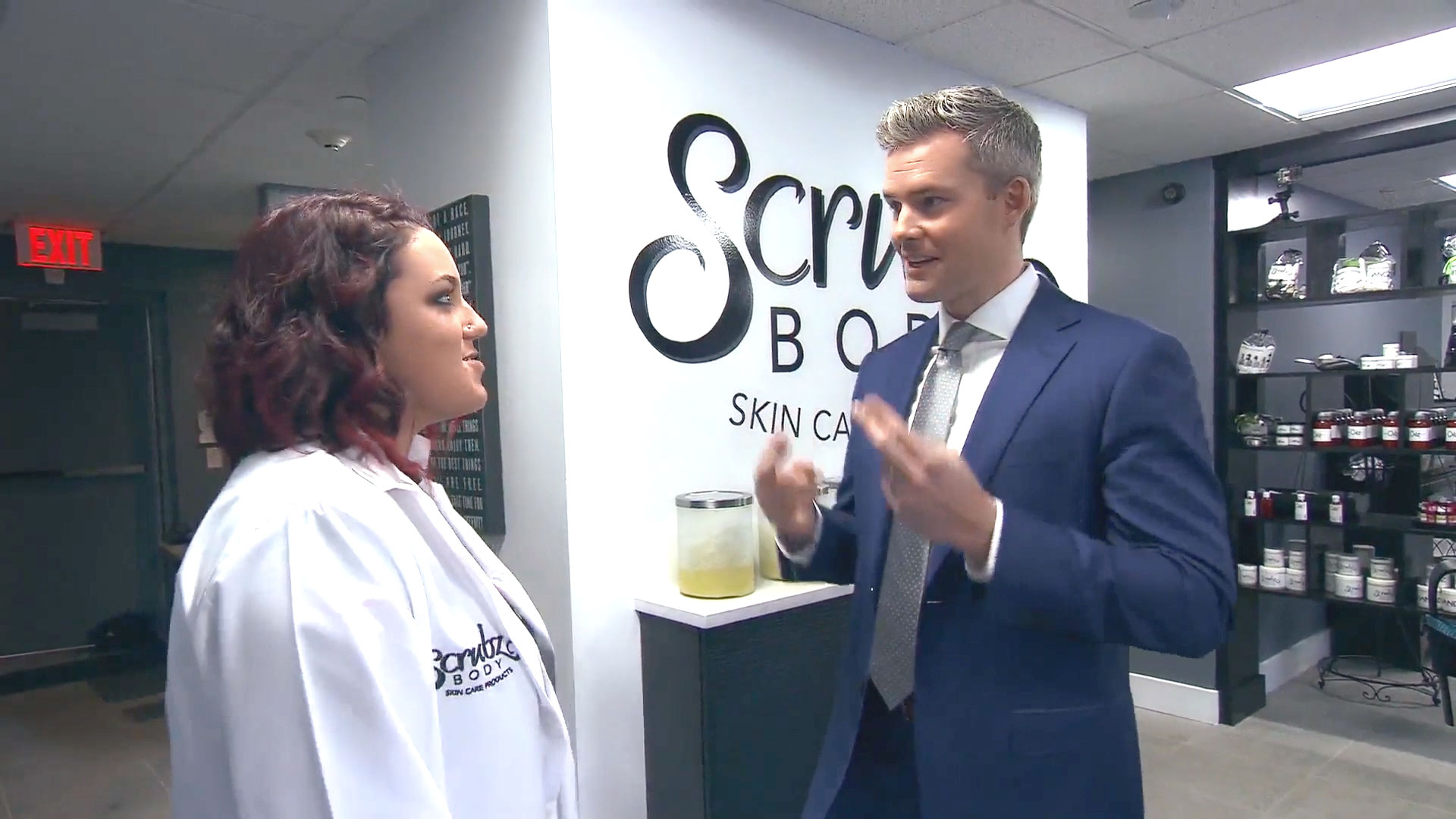 How to Sell...Scrubs and Lotions