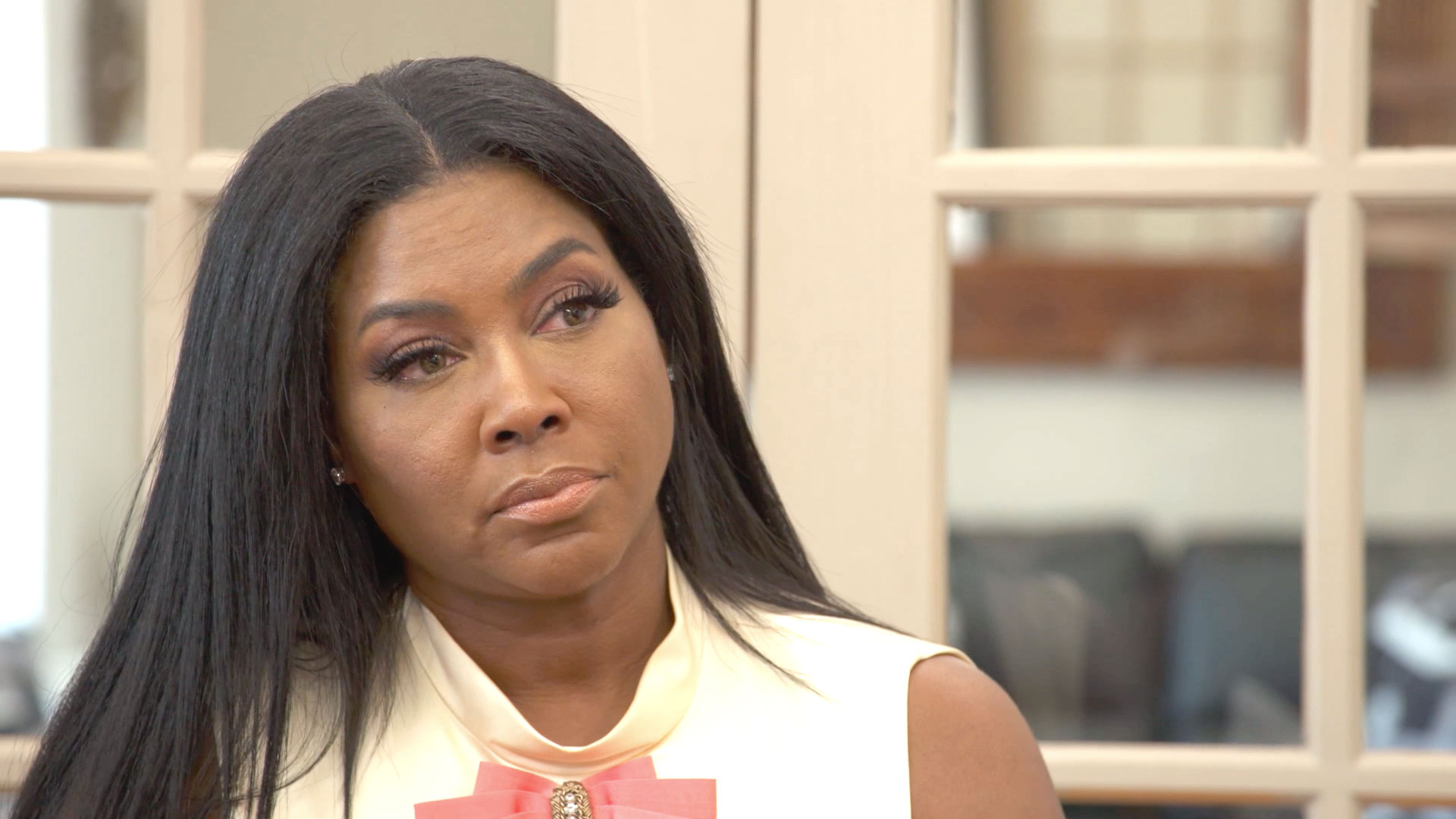 Kenya Moore's Lawyer Tells Her to Stop Being Self-Deprecating