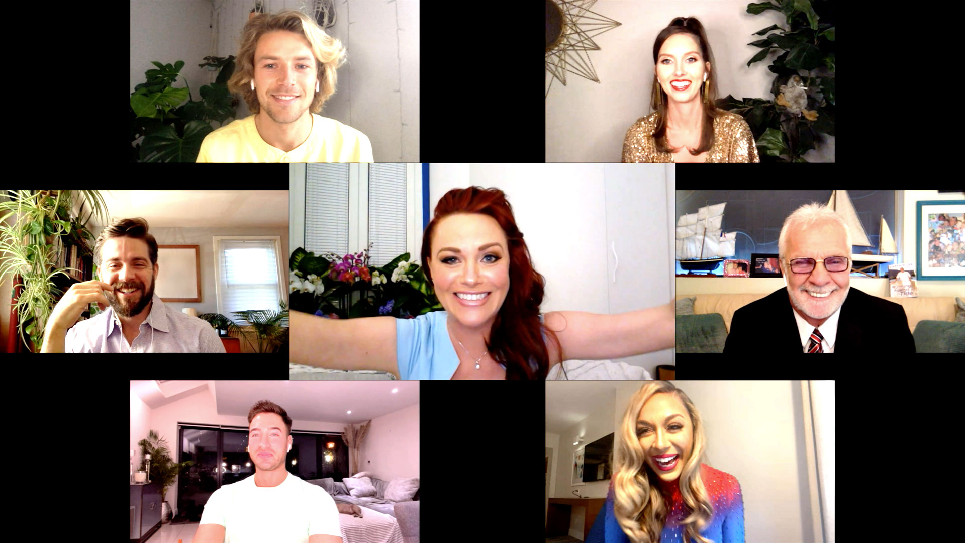 The Yachties Ditch Their Uniforms and Bring the Drama for the Below Deck Season 8 Reunion!