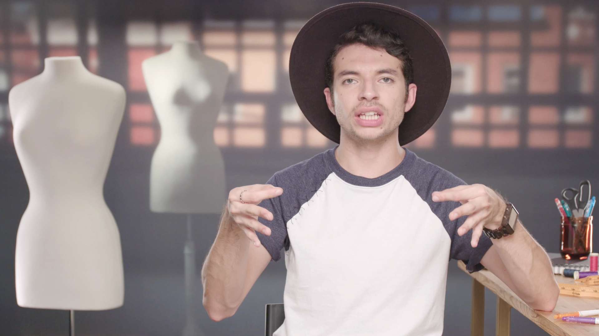The Project Runway Season 18 Designers Dish on Their Design Aesthetic