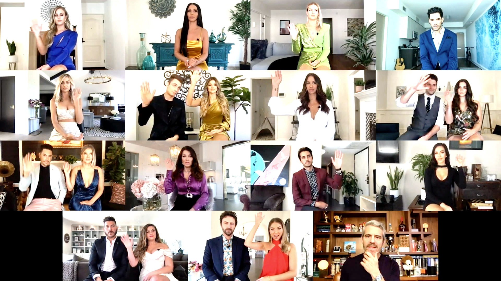 How Did the Vanderpump Rules Cast Get Glammed up for the Reunion?