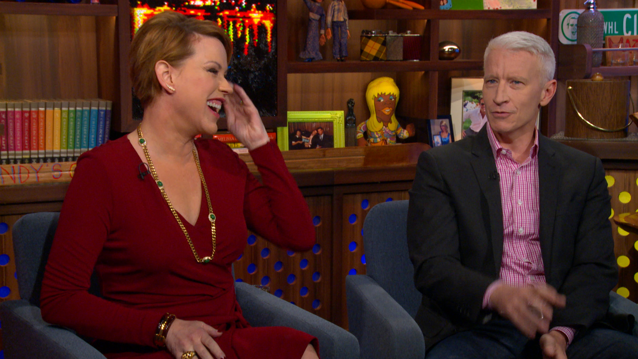 After Show: Molly's Eighties Crush!