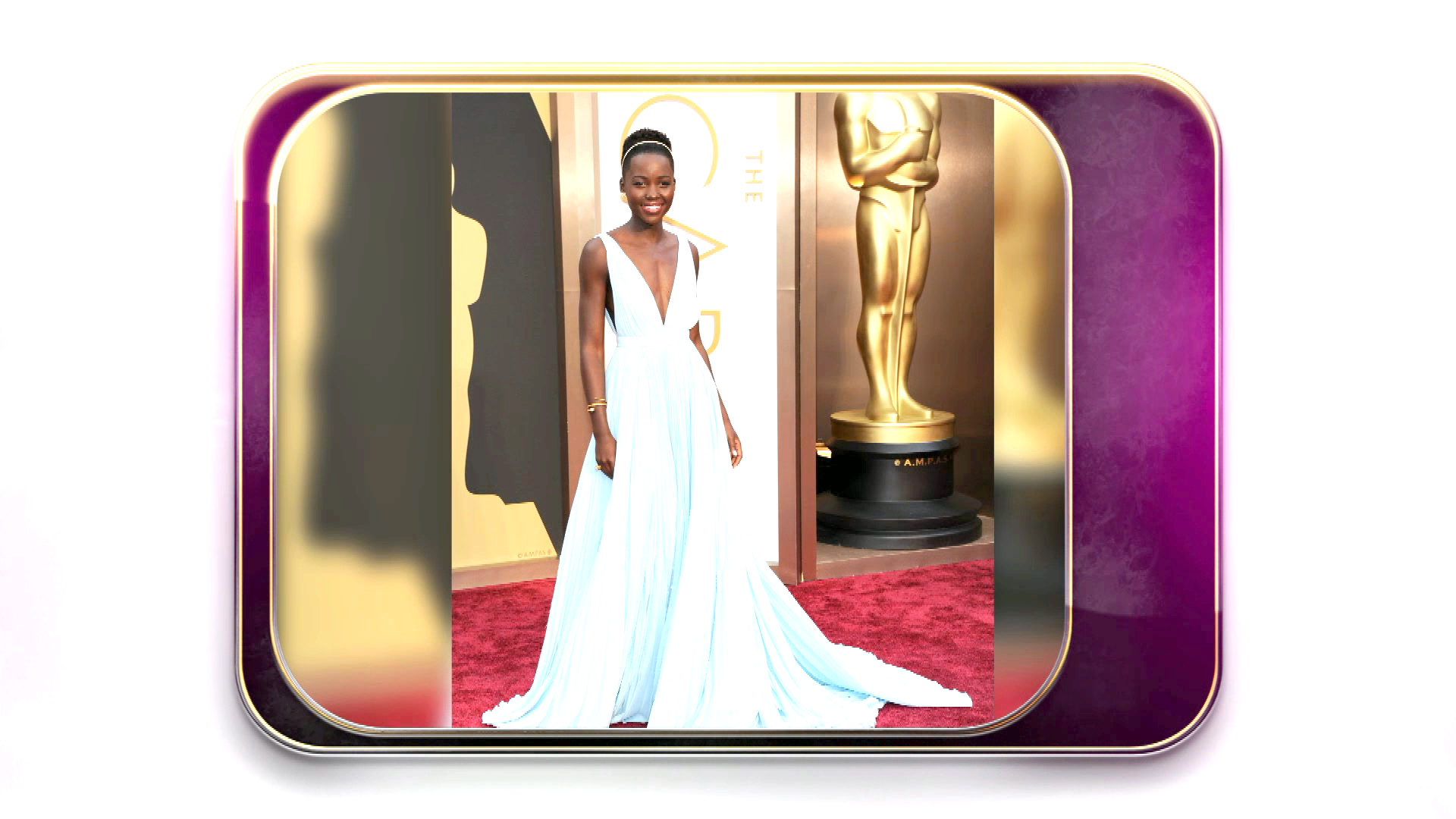 Oscar Gag Awards: Lupita Takes Gold