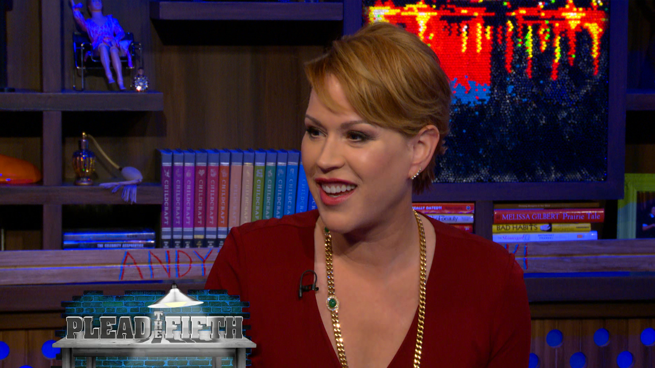 Molly Ringwald Pleads the Fifth!