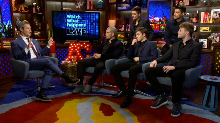 After Show: The Wanted's Secret, Sordid Sexcapades