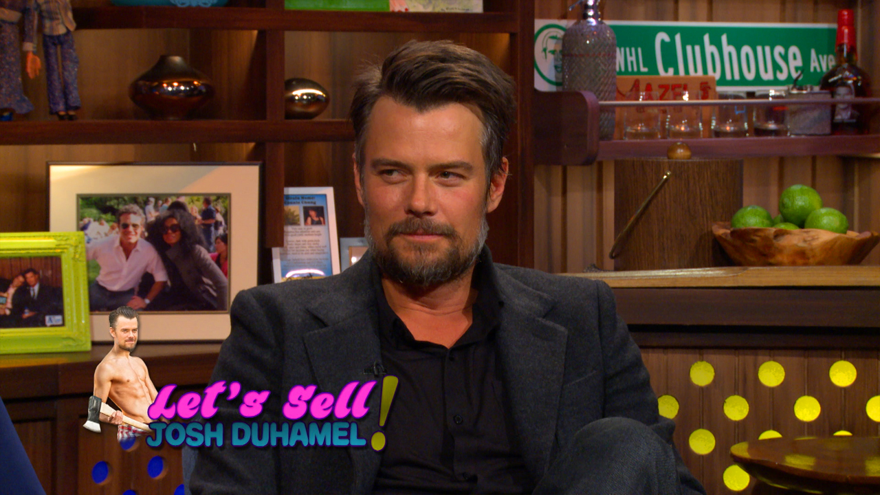 Would Josh Duhamel Do It?