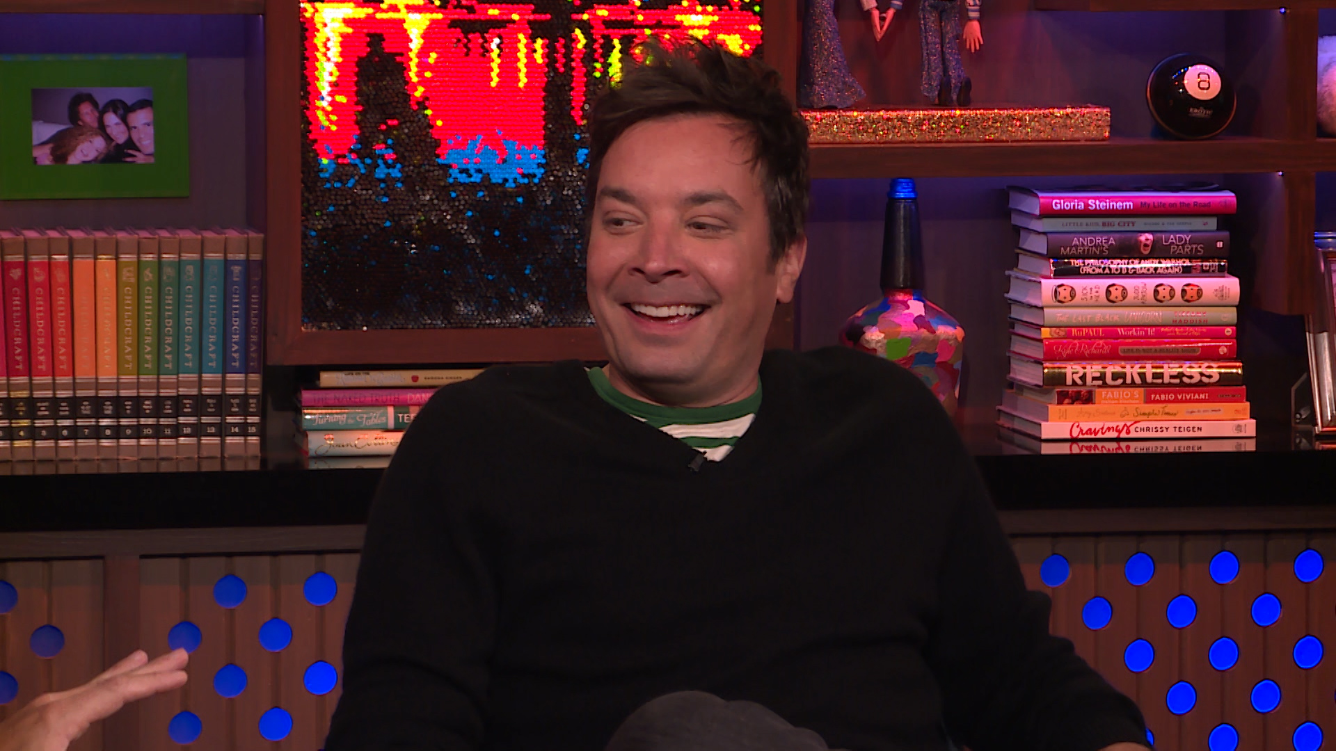 After Show: Jimmy Fallon Talks Cher & Madonna's 'Tonight Show' Appearances