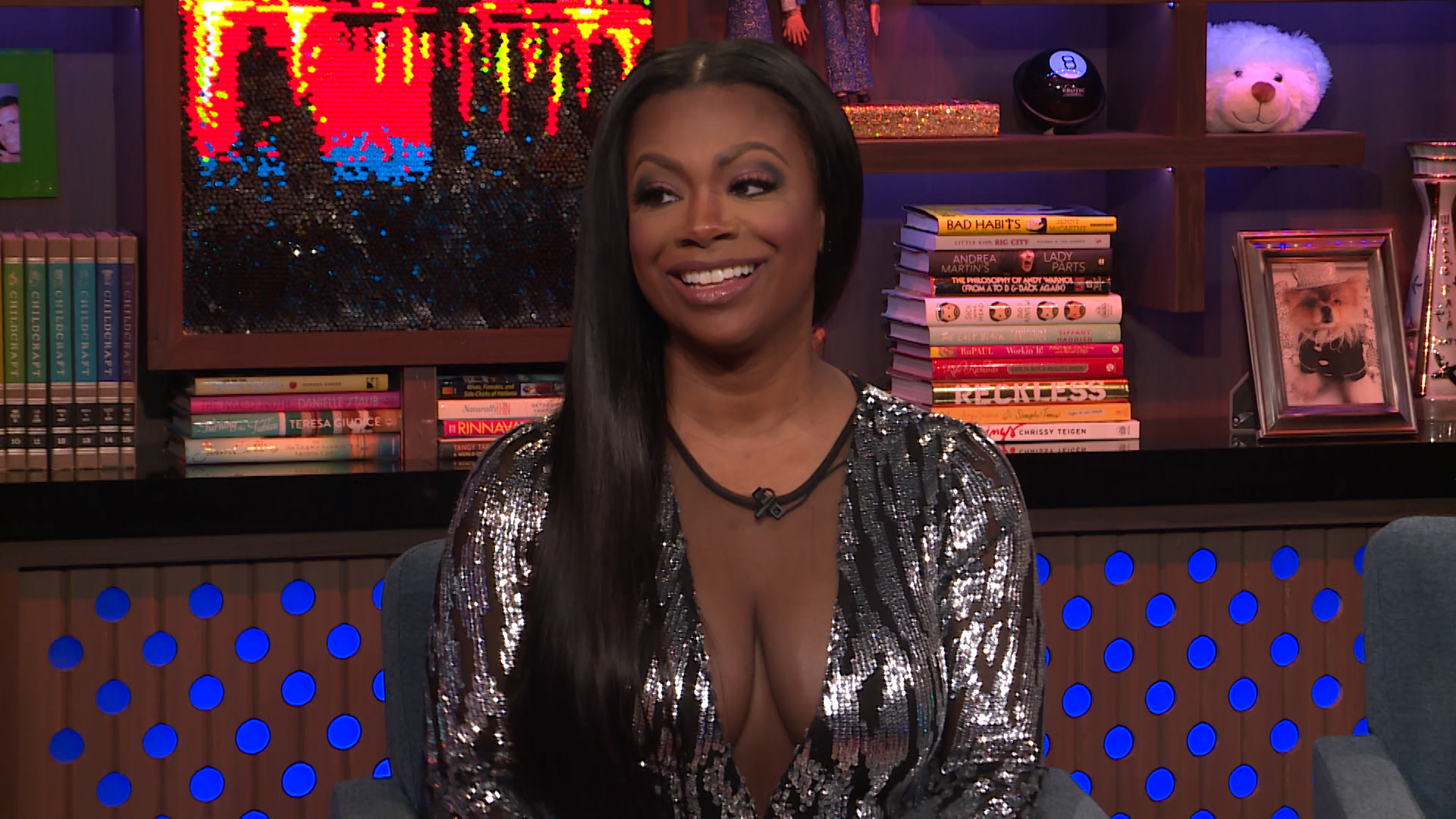 Kandi Burruss on Shamea & Eva's Altercation