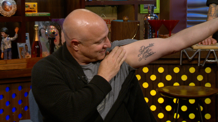 After Show: See Tom's Tattoo!